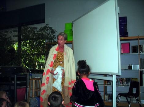 Hoover Elementary, Sept. 17, 2008