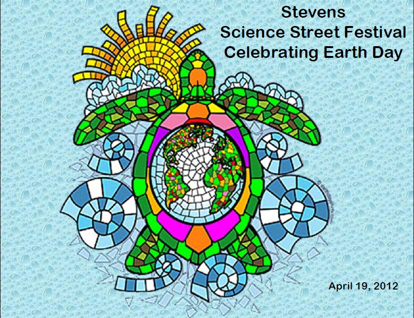 Lulu M. Stevens Elem's in Houston celebrated Earth Day  with a rockin' Science Fair!