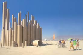 Larry Harvey is credited with starting Burning Man