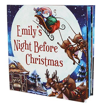Leave it to Chronicle Books to sell personalized versions! Here's the link:http://www.chroniclebooks.com/mynightbeforexmas/?utm_source=PPC101G-MCB&gclid=CPm3kPW8ursCFUcaOgodrX0Abg