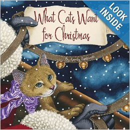 The 1st was so popular, Kandy followed up with the collection of Cat letters to Santa.