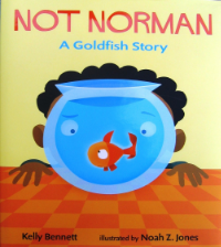 "How many times, in how many copies of  NOT NORMAN  have I written ""Think Outside the Bowl!"""