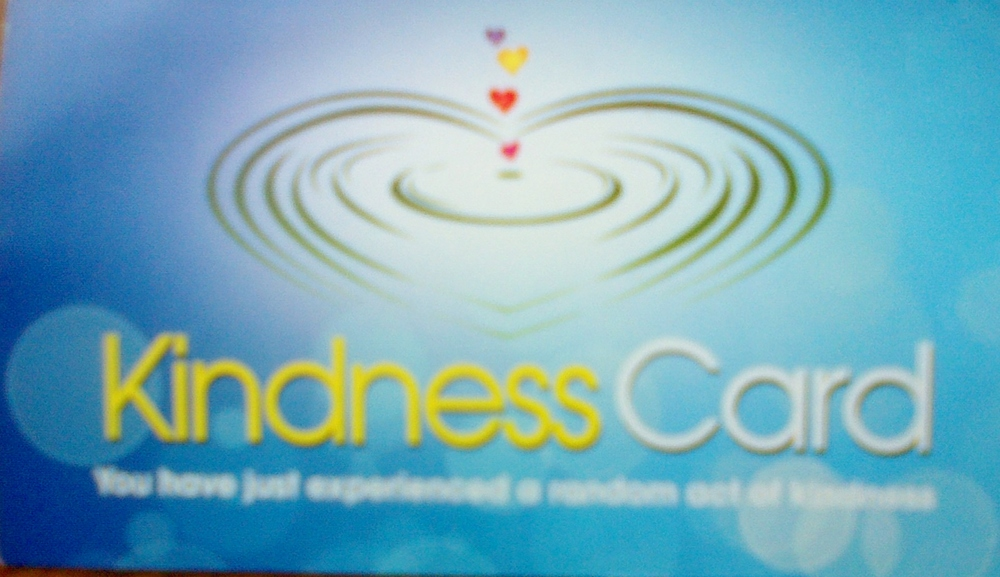 Click on the ReThink Happiness Movement link below to get a card and see what kindnesses others have experienced.