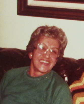 My grandmother, Nanny, at my baby shower for Max, July 81. I'm sorry to day I don't have any pictures of my grandfather