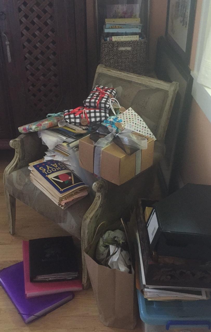 Unpacking & Organizing