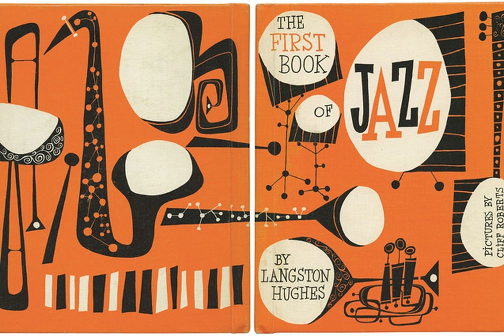 Langston Hughes' collection of Jazz poetry—did it come from exercises like these? I like to think so!