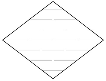 Here's a Diamante Frame if you prefer structure.