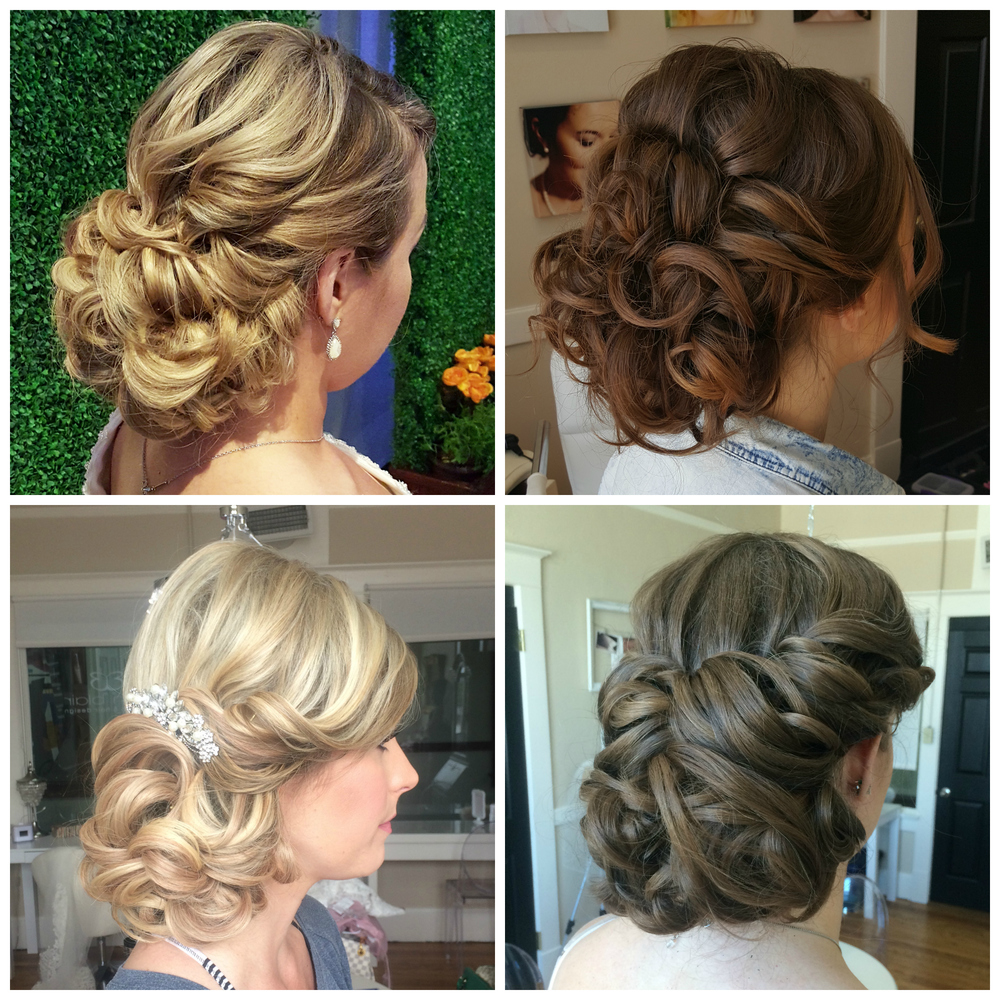 Summer Wedding Hair Inspiration Erin Blair Makeup Hair Design