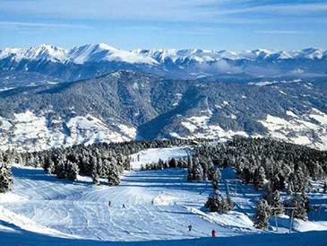 Ski Slope Styria