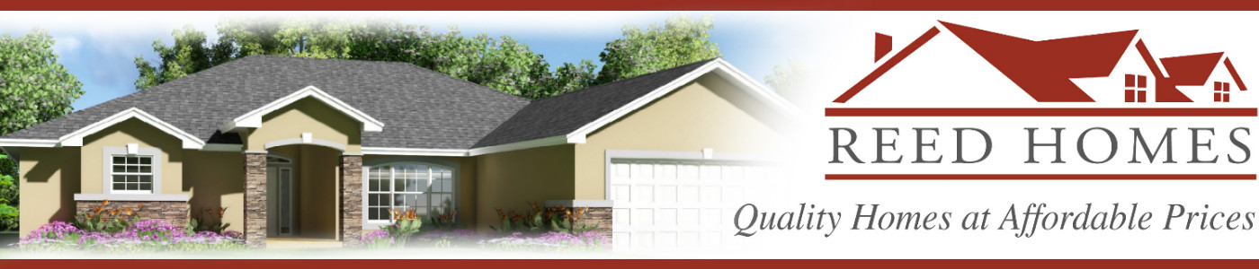 Reed Homes -  Home Builder in Ocala, Marion and Citrus County Florida