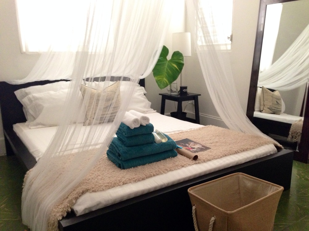 Your home away from home while your'e here in San Juan. Relax and enjoy.