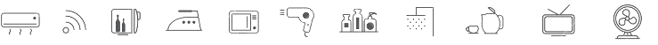 amenity icons