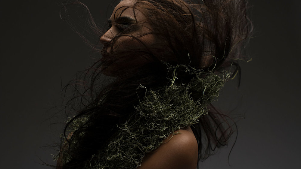 AVEDA - This OOH campaign shows the benefits of using AVEDA's shampoo made with natural ingredients.