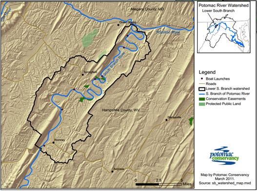 South Branch of Potomac River, WV