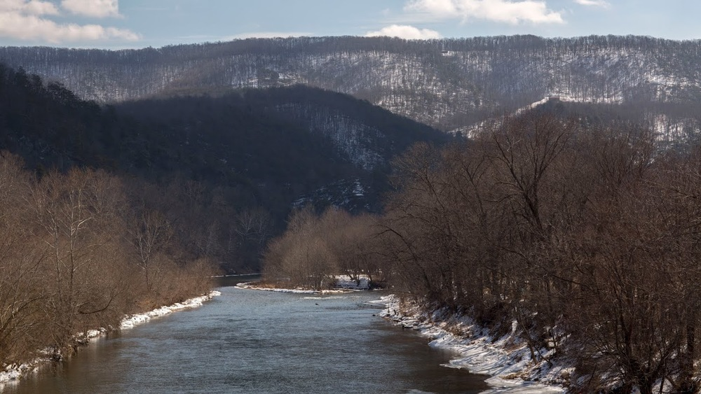 white horse mountain south branch river