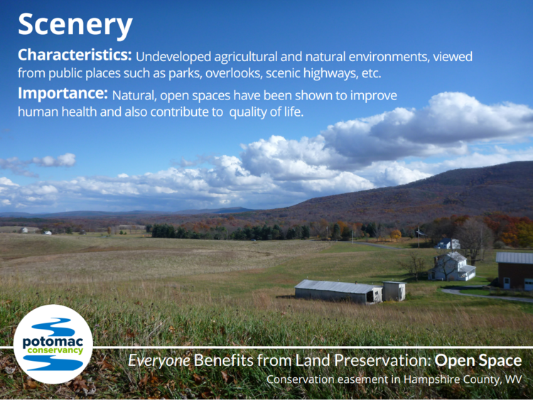 everyone benefits from land preservation conservancy open space png