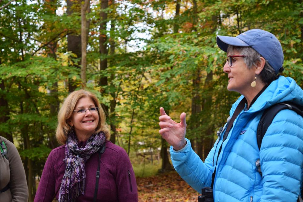Beth Norcross Potomac spirituality walk