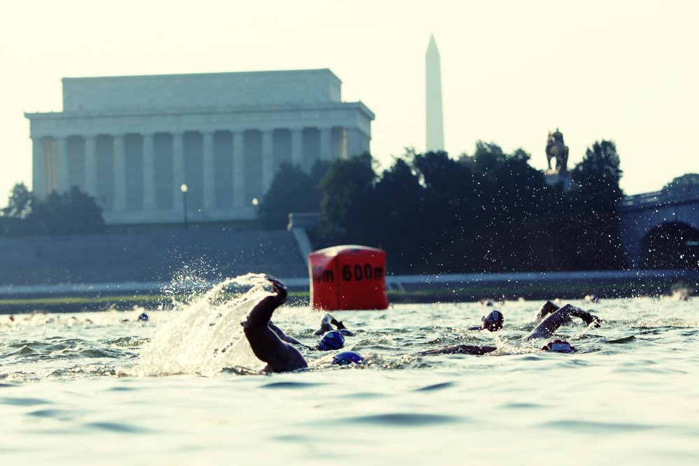 Photo from The Nation's Triathlon Facebook page.