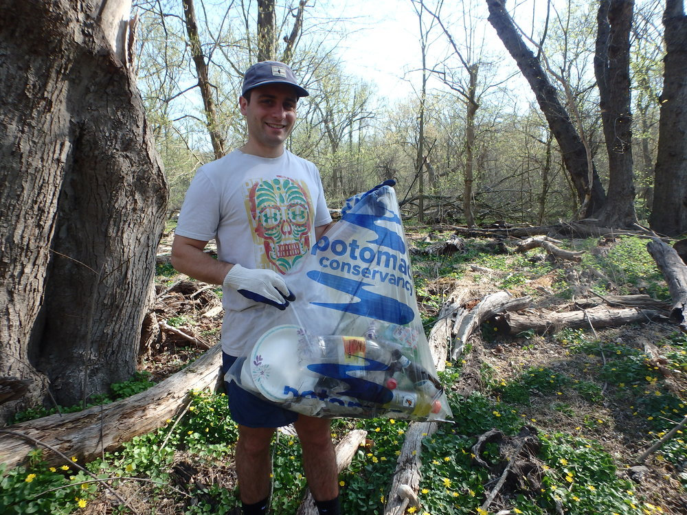 4.20.18 Watershed Cleanup at Fletchers 140.JPG