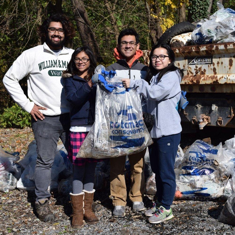 Potomac Cleanup Photo, MLK Day.jpg