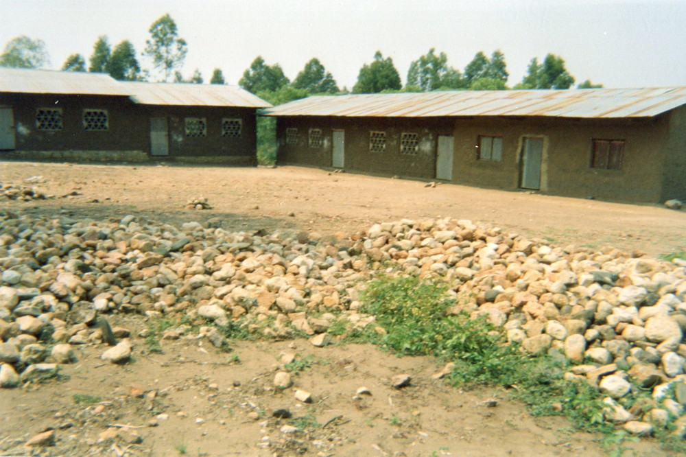 This photo shows the school which has played a big role in my educational reintegration.