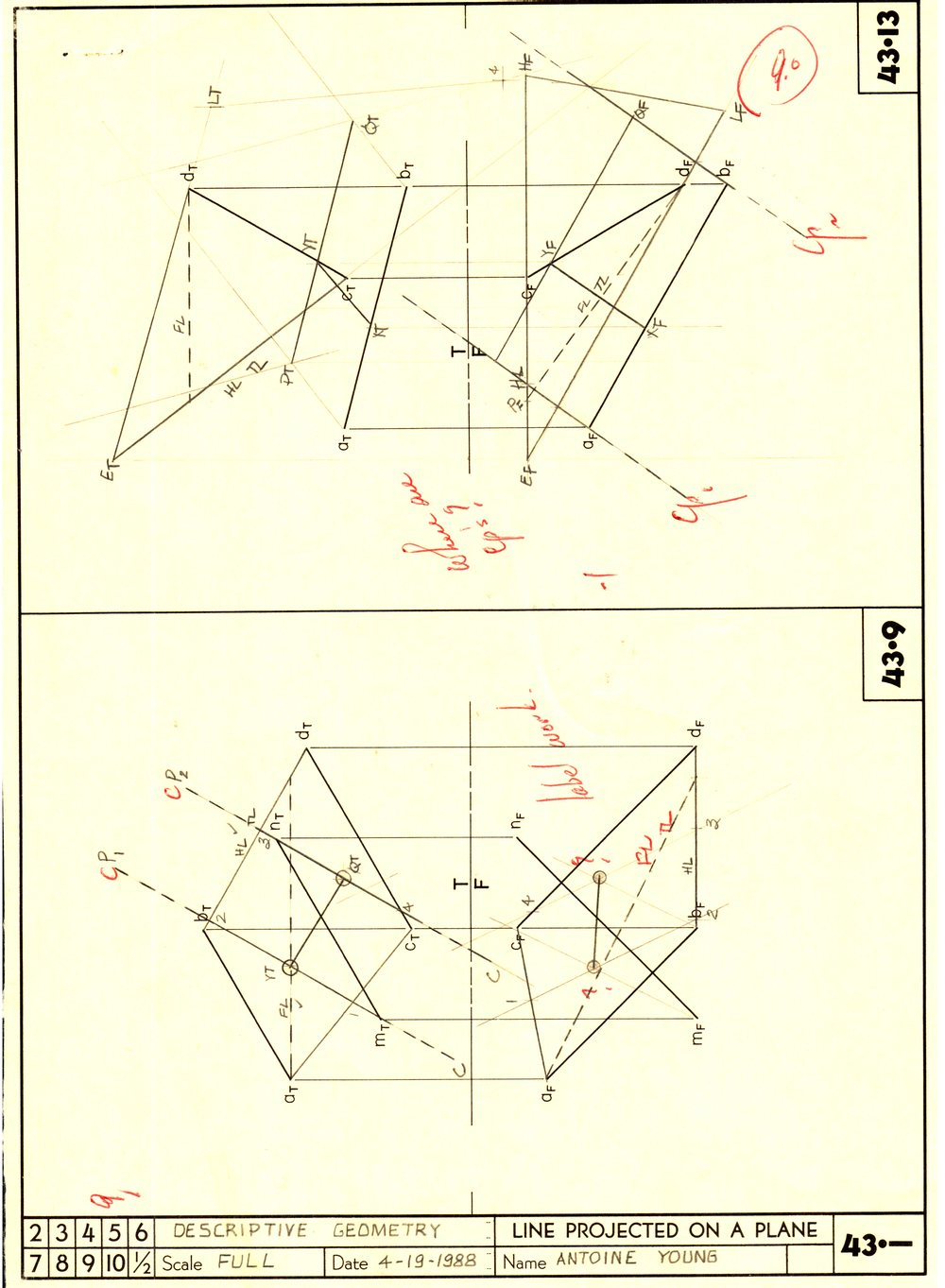 Geometric Tolerance & Dimensioning 1