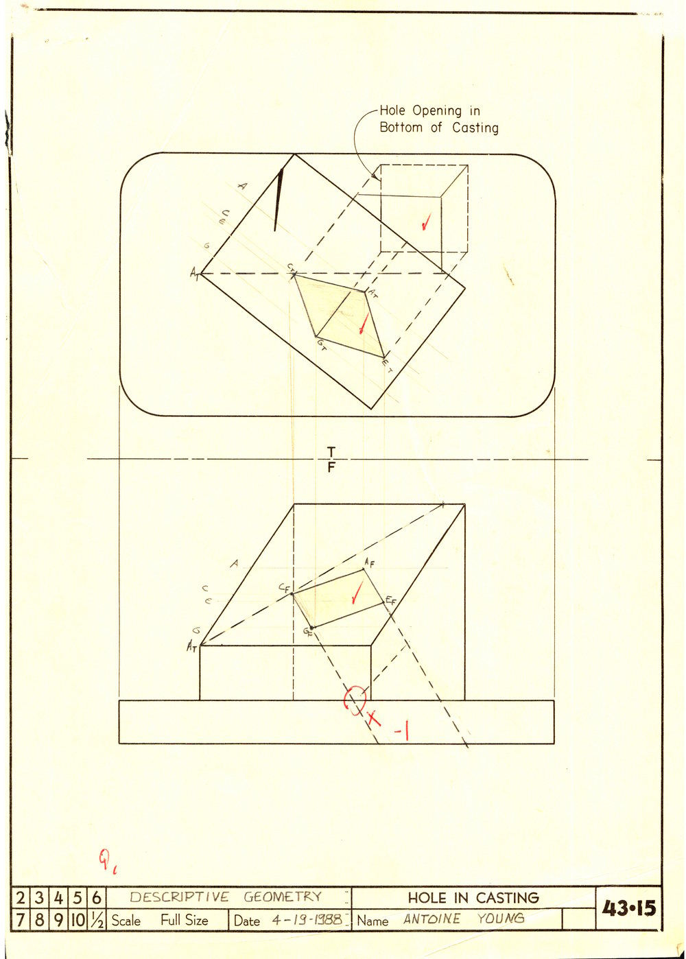 Geometric Tolerance & Dimensioning 2