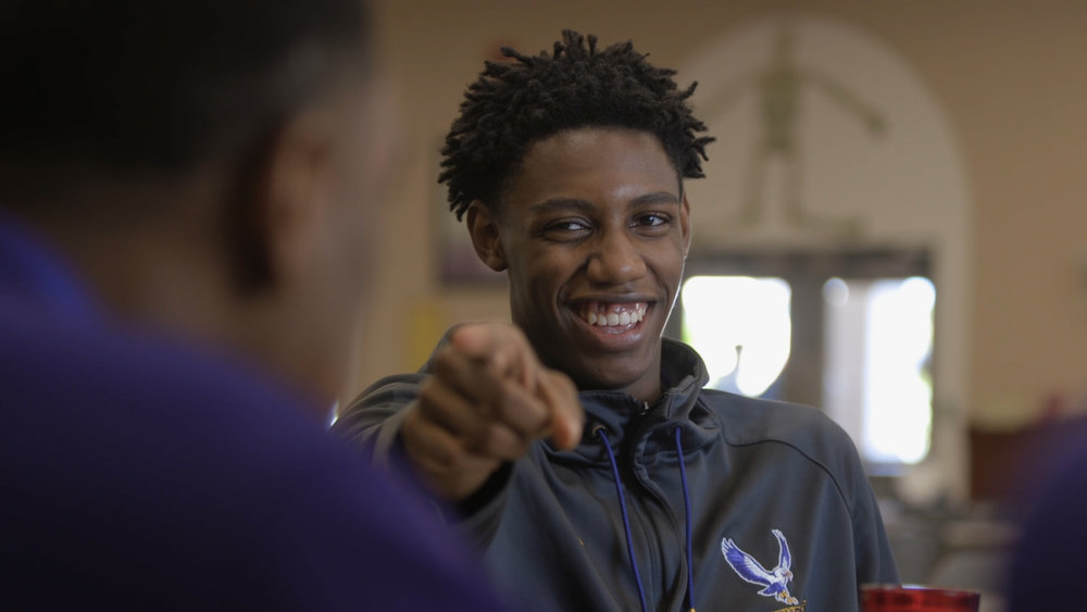 """SLAM - RJ Barrett, The Announcement    """"The No. 1 ranked HS prospect in the world is announcing his college decision Friday evening. Awaiting on the decision is Kentucky, Duke and Oregon—the three finalists for RJ Barrett's services."""""""