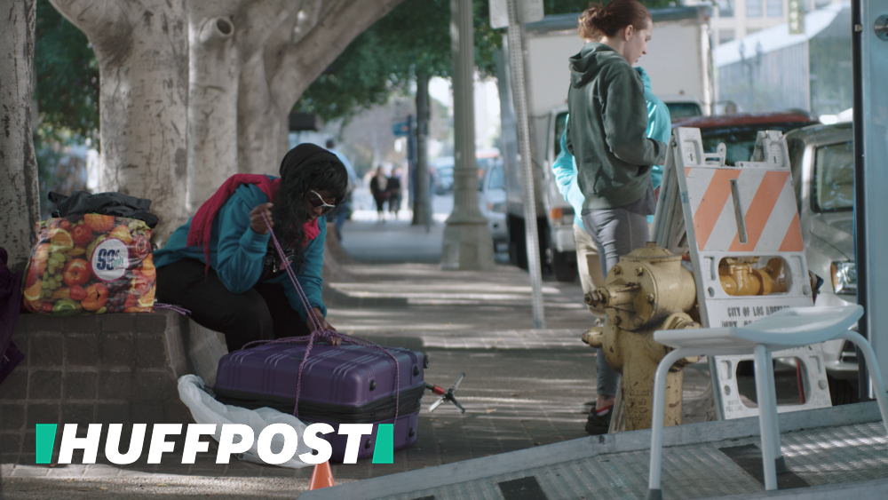 "A Paycheck Away From Homelessness (This New World, Episode 1.2)   ""The global homeless epidemic is complex and misunderstood by many. The homeless crisis in Los Angeles provides an example of the effect of growing income inequality, but the problem isn't irreversible."""
