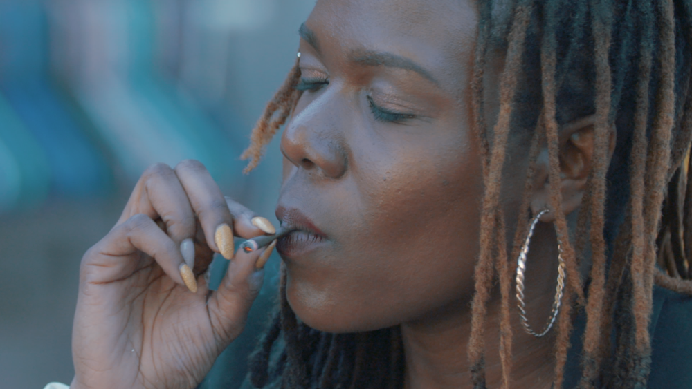 """HuffPost - Trailblazers (Listen To America, Season 2)   """"The legalization of weed in California opens up a world of opportunity. Meet the women working to ensure that restorative justice is given to the communities most affected by the war on drugs in this budding new industry."""""""
