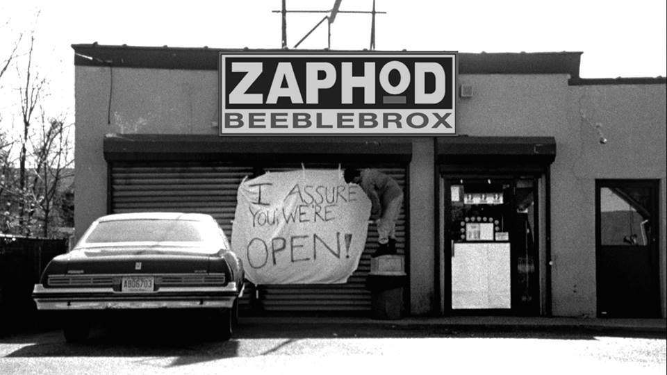 A parody of Kevin Smith's  Clerks  that has been seen around Facebook