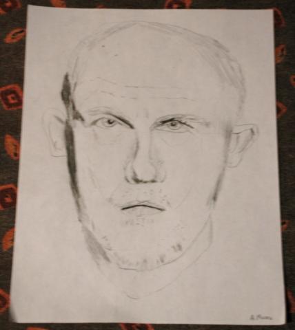 Drawing John Malkovich