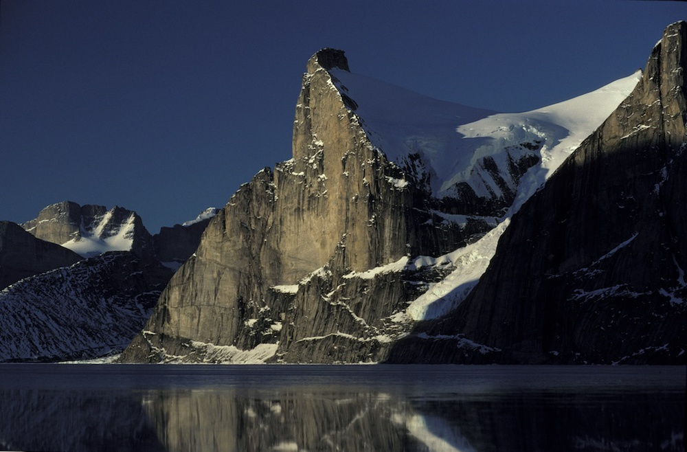 The Polar Sun Spire. Photo credit: Jim Lamont
