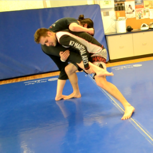 The Single-Leg Whip Takedown