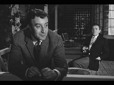Peter Sellers and James Mason in LOlita. Image Source: http://madamepickwickartblog.com/wp-content/uploads/2009/11/lolita1.jpg