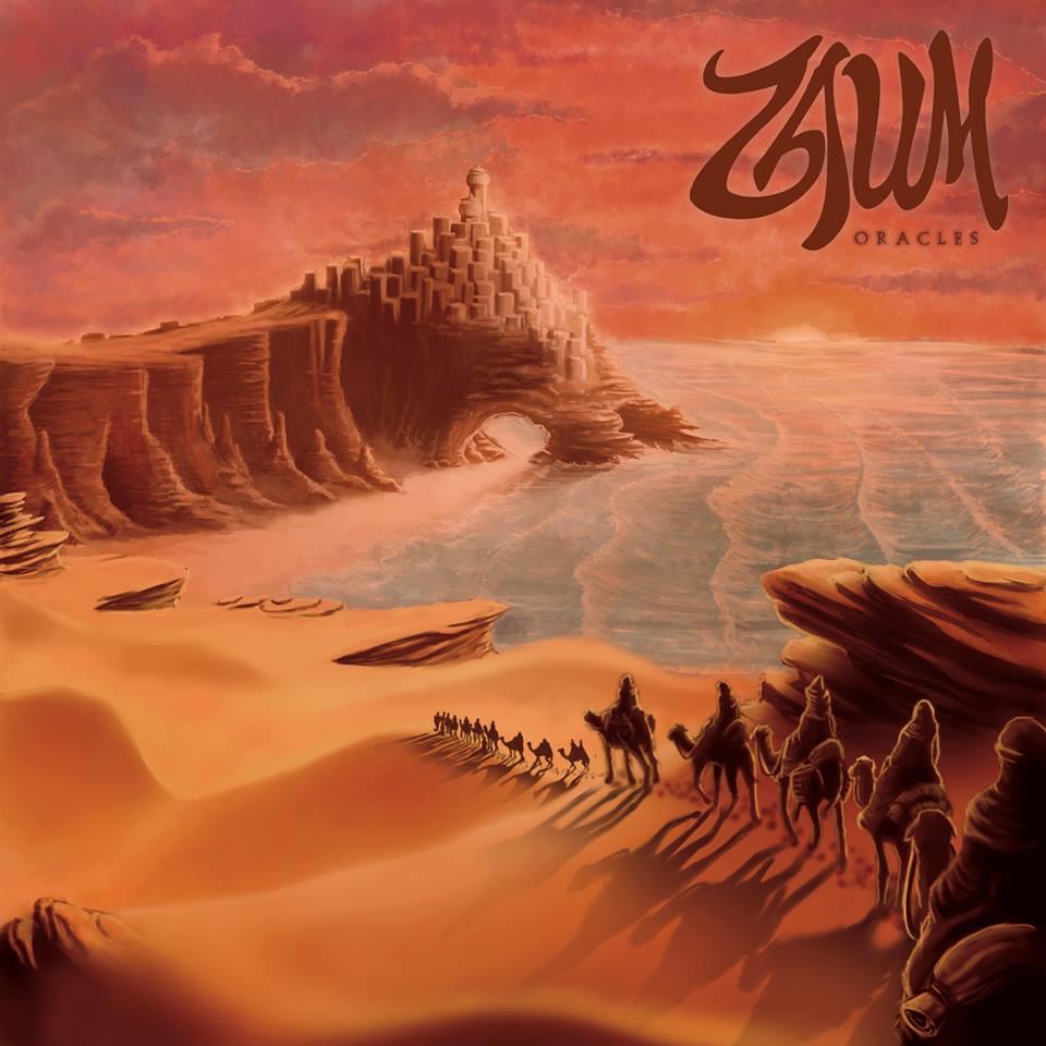 Zaum, Oracles (2014)