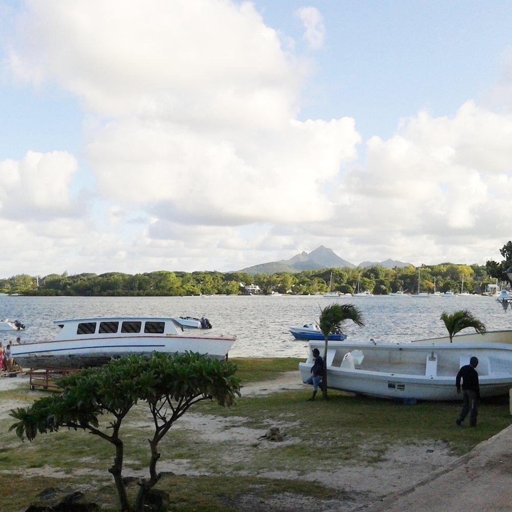 Baie du Tombeau, Mauritius