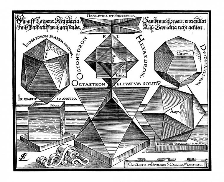Lorenz Stoer:'Geometria et Perspectiva'