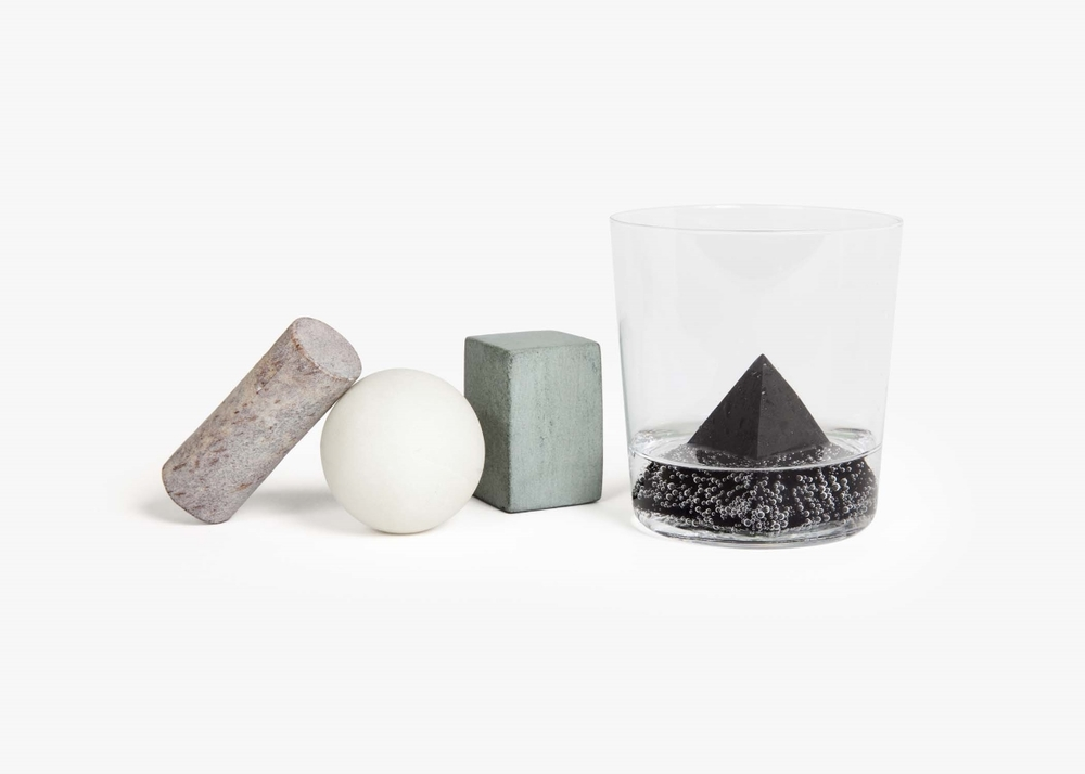 Drink Rocks keep your spirits as they should be: undiluted. These platonically shaped stones are designed to be chilled in your freezer before being admired in your evening cocktail. Designed by Runa Klock and made by Areaware.