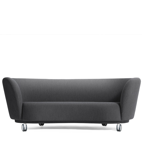 Attrayant Dandy 2 Seater Sofa With Wheels By Massproductions