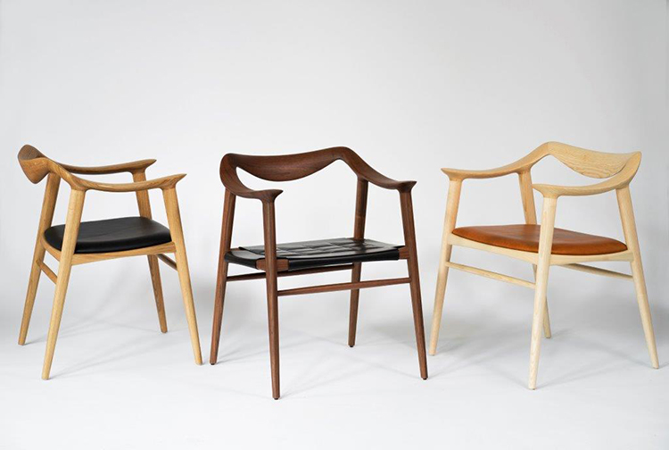 Bambi chair designed by Rastad & Relling - now made by Fjordfiesta.