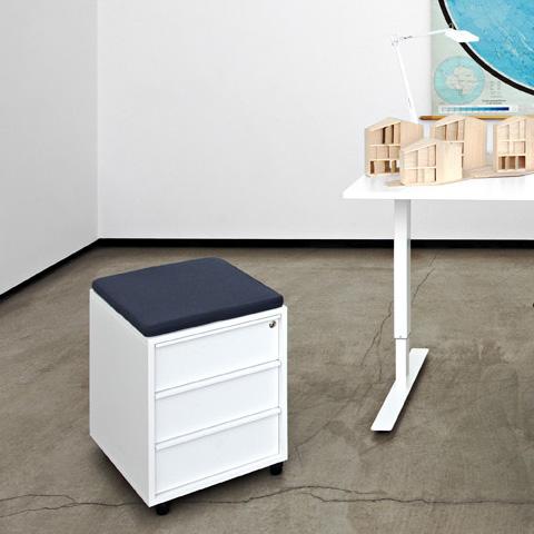 O2 Straight Storage - pedestals CAD files