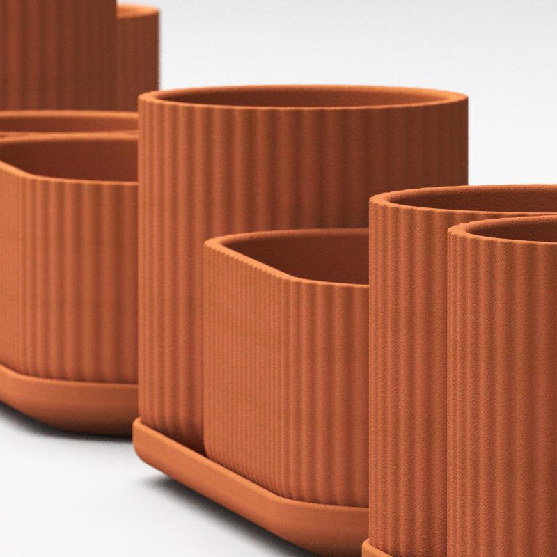 Klorofyll Planter System CAD files