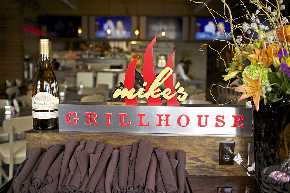 Mike 39 s grillhouse House modesto