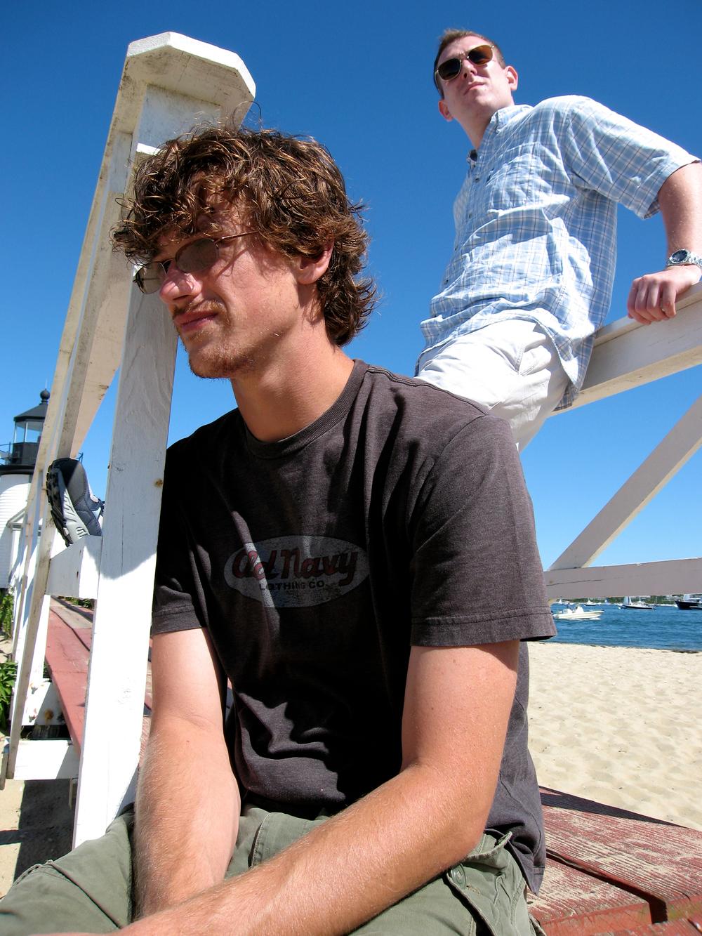 Ryan and Josh
