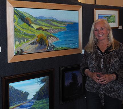 Artist Kelly Rangel