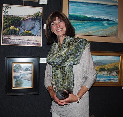 Artist Renee Kelleher