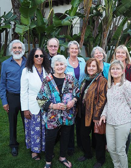 SCAPE Board Members