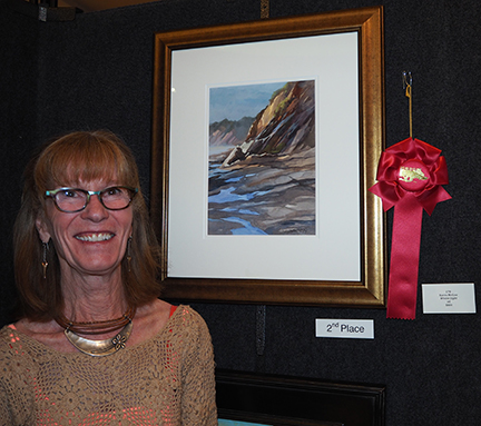 Second Place - Karen McGaw