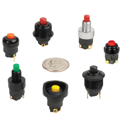 Otto Controls    Pushbutton, toggle, rocker switches, and joysticks for MIL/Aero and Hi-Rel applications.